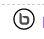 BigBlueButton kuvake pieni b
