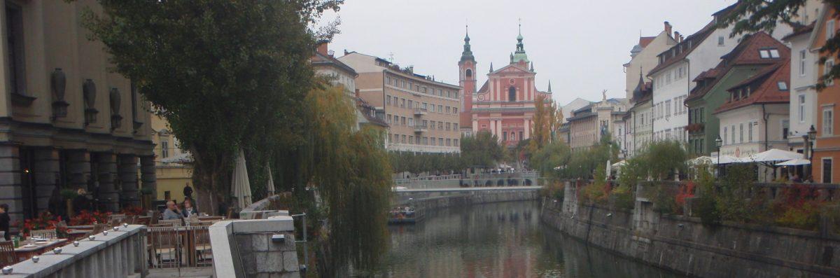 Erasmus+ koulutus Teaching Creativity Ljubljanassa Sloveniassa