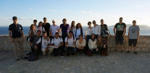 Group on Dalt Vila