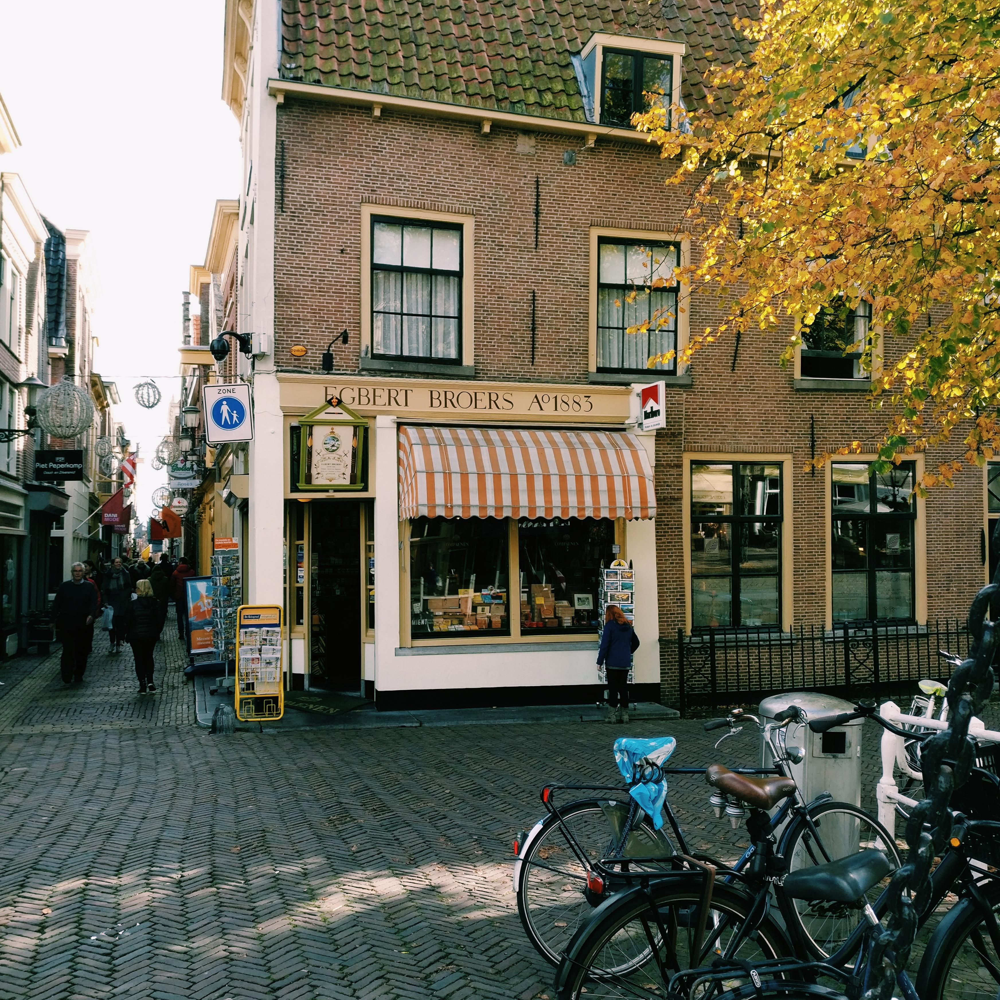 Egbert Broers in Alkmaar Centrum