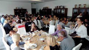 Syömässä OAZ 2016