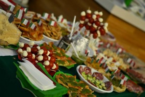 Italian pöytä