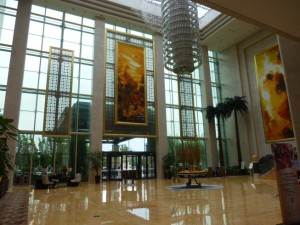 hotellin aula