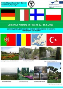 Comeniustapaaminen 1 2015