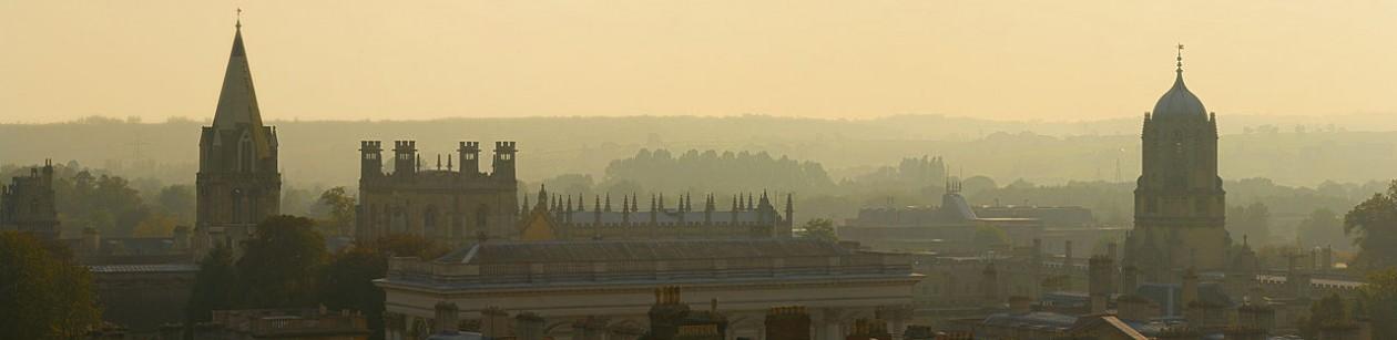 Kieltä ja kulttuuria Oxfordissa
