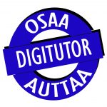Digitutor osaa auttaa - logo