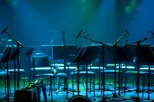 TyhjÑ stage