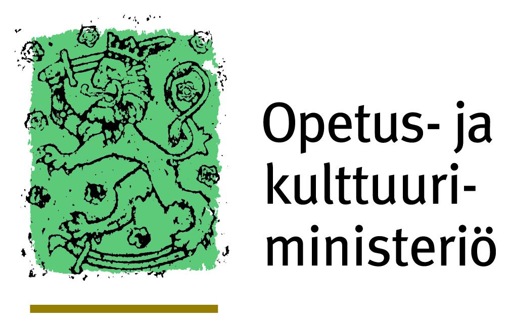 Opetus- ja kulttuuriministeriö rahoittaa hanketta